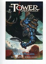 THE TOWER CHRONICLES #4 - SIMON BISLEY ARTWORK - LEGENDARY - 2014
