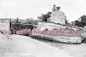 YO 2236 - Lock House, Conisbrough, Yorkshire - 6x4 Photo