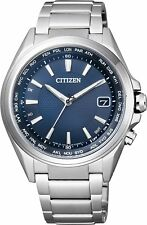 Citizen Attesa Eco-Drive CB1070-56L Radio Clock Men's Watch  From Japan