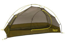 Marmot Tungsten 1p Person Lightweight Hiking Tent - Green Shadow/moss