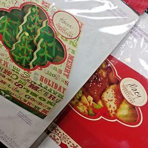 Lot 2 Bags of Wilton Holiday Treat Box Kits 5 Total / 2 large 3 medium New