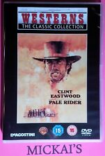 PALE RIDER - WESTERNS THE CLASSIC COLLECTION WTCCN24 DeAGOSTINI DVD PAL OOP