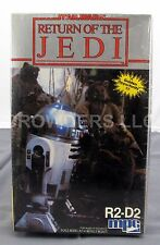 "Star Wars Return of the Jedi R2D2 6"" Scale Model Kit MPC Golden Opportunity NIB"