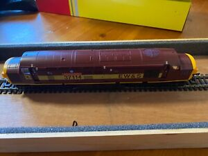LIMA COLLECTION CLASS 37 city of Worcester diesel locomotive engine