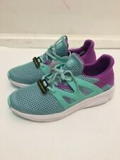 Champion C9 Girls Kids Turqouise Purple Flare Athletic Shoe Sneaker Size 6