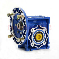 Ratio30:1NEMA23-030 Worm Gearbox Speed Reducer 56B14 9mm for 180W Electric Motor
