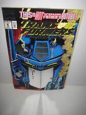 Transformers Generation 2 #1 (Marvel 1993)