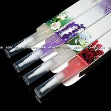 4 PCS Revitalizer Cuticle Oil Pen Brush Nail Art Care Treatment #086X-03