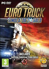 Euro Truck Simulator 2 Gold Edition PC Mac  Linux Steam Key