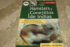 Libro Hamsters y Conejos de las Indias