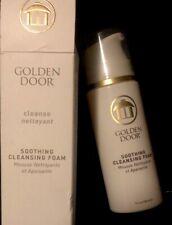 Golden Door Soothing Cleansing Foam Pump Bottle 5 oz New In Box Srv$48
