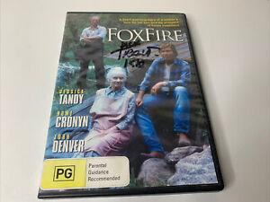 Foxfire (DVD, Region Free, 1987) Starring John Denver