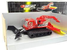 Dickie Toys 1/43 - Snow Hero PistenBully Dameur de Pistes