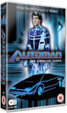 Automan The Complete Series 5030697020826 With Robert Lansing DVD Region 2