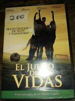 el juego de sus vidas [NTSC/REGION 1 & 4 DVD. Import-Latin America]