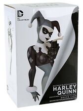 Dc Comics : Batman Black & White : Harley Quinn Statue : Brand New : Dc Universe