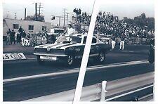 "1960s Drag Racing-Tom ""the Mongoose"" McEwen's CUDA-NHRA WINTERNATIONALS-POMONA"