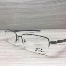 Oakley Gauge 5.1 Titanium Eyeglasses Pewter OX5125-0254 Authentic 54mm