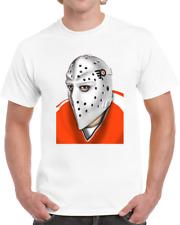 Philadelphia Flyers Bernie Parent Goalie Mask Tee Shirt | Multiple Colors/Sizes