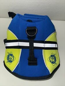 Paws Aboard Dog Life Neoprene XXS  Jacket vest for Swimming and Boating ...