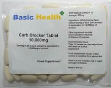 Carb Blockers x 30 10,000mg PER TABLET Weight Loss Slimming Diet Fast Dispatch