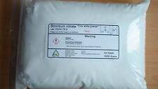 Strontium Nitrate  5000 Grams  Sr(NO3)2  99.9%  pure Best Value on EBAY L@@K