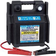 Car Jump start battery booster 12v 24v portable power emergency power pack HUGE