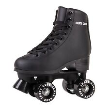 Cal 7 Roller Skates Indoor Outdoor Skating Faux Leather Boot PVC Frame
