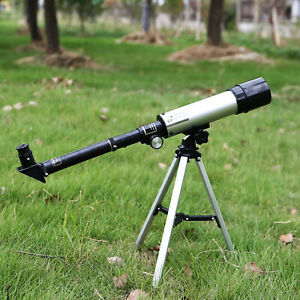 F36050 Zoom 90X Astronomical Reflector Telescope With Tripod Finder Scope