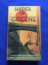 SHADES OF GREENE - FIRST EDITION BY GRAHAM GREENE - AUTHOR DEREK MARLOWE'S COPY