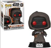 Pop! Star Wars: Mandalorian - Offworld Jawa #351