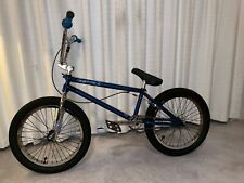 Volume Bike Co Bermuda V2 Trans Blue Bmx complete Profile Demolition Tree S&M