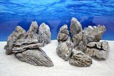 Roca de decoración de color principal gris para acuarios