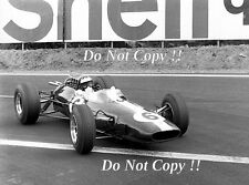 Jim Clark Lotus 25 Winner French Grand Prix 1965 Photograph 9