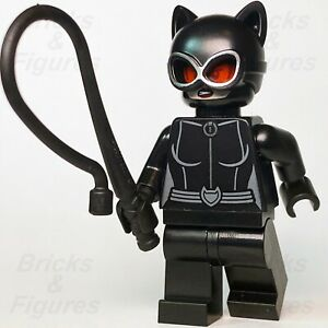 Super Heroes LEGO® Catwoman with Red Goggles Batman 2 Minifigure 76122