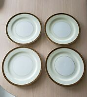 "Noritake China Goldkin 4985 10"" Dinner Plates - Set of 4 ___3 sets available"