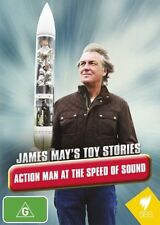 James May's Toy Stories - Action Man At The Speed Of Sound (DVD,2015) Region All