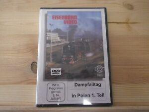 DVD Desti- Film EV Nr. 67 Dampfalltag in Polen Teil 1 Polnische Dampflokomotiven