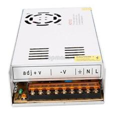 12V DC 30A 360W Regulated Switching Power Supply Adapter F/LED Strip Light/CCTV