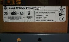 ALLEN BRADLEY POWERFLEX 70/700 HIM, LCD DISPLAY, PROGRAMMING ONL 20-HIM-A5