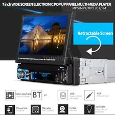 "7""  HD Car MP3 MP5 Player GPS Navigation Bluetooth Touch Stereo Radio USB SD FM"