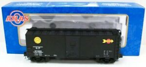 Atlas 8573-4 Southern Pacific Overnight Boxcar EX/Box