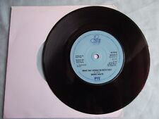 """Barry White - What Am I Gonna Do With You. 7"""" vinyl single (7v2535)"""