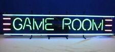 "New Game Room Logo Neon Light Sign 19""x5"""
