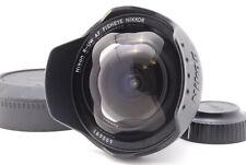 【RARE】 **MINT** NIKON NIKONOS RS R-UW AF Fisheye Nikkor 13mm F/2.8 Japan #08A