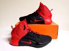 91d648912005 Nike Hyperdunk X 2018 University Red High Top Shoes AO7893-600 Mens SZ 10.5