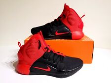 Nike Hyperdunk X 2018 University Red High Top Shoes AO7893-600 Mens SZ 10.5