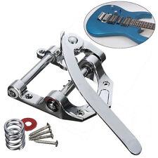 Horseshoe B5 Style Tailpiece Tremolo Unit Vibrato for SG LP Tele Guitar