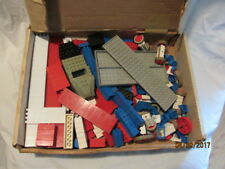 Vintage Little Learners BRIX BROX Bricks Blocks Gears & Other Construction Stuff
