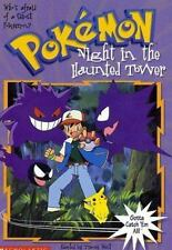Night in the Haunted Tower (Pokemon Chapter Books)-ExLibrary